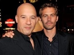 MAKING RISKY MOVIES IS LIKE PLAYING WITH FIRE, PAUL WALKER Told Vin Diesel |Latest Hollywood News | the production team and the challenges of replacing in a movie | Scoop.it