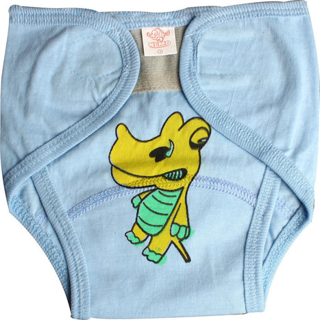 Tã dán Nemo màu in thú 2 - Bé mặc | Đồ chơi trẻ em Viet Nam | Scoop.it