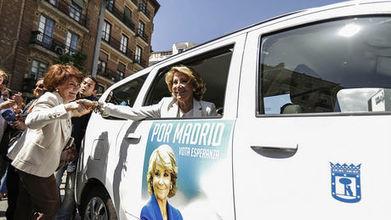 Esperanza Aguirre se presenta a las elecciones sin programa electoral | Hermético diario | Scoop.it