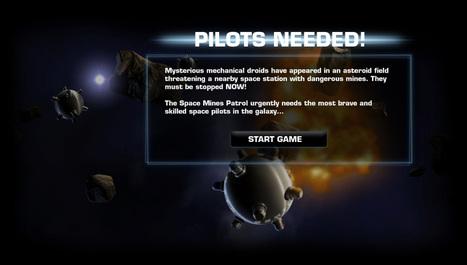 Space Mines Patrol - Working Memory Challenge | Working memory resources | Scoop.it