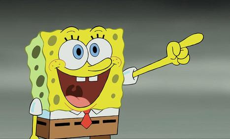 Dr. Toon: Why SpongeBob?   Transmedia: Storytelling for the Digital Age   Scoop.it