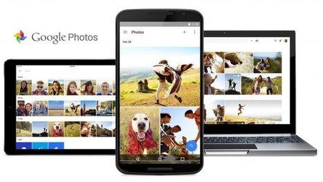 Google Photos : bientôt le stockage complètement illimité pour les détenteurs d'un Nexus ? | Tout pour le WEB2.0 | Scoop.it