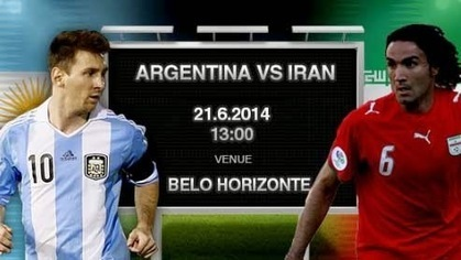 Watch All Sports Online: Watch Argentina v Iran Live Streaming FIFA World Cup online TV | Watch Brazil vs Argentina Live Streaming online TV | Scoop.it