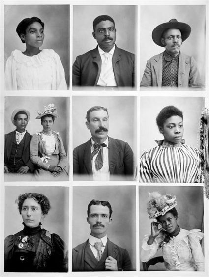 Hugh Mangum on Main Street: Portraits from the Early 20th Century   Photography Now   Scoop.it
