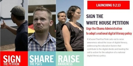 Petitioning for a Digital Literacy Policy - Techwire.netTechwire.net   Digital Literacies   Scoop.it