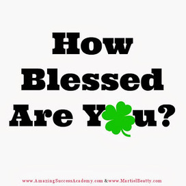 Martiel Beatty: How Blessed Are You? | Inspirational | Scoop.it