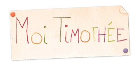 Moi, Timothee | Un blog, une plume, un dessin | Scoop.it