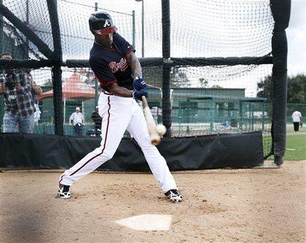 Season after slump, Braves OF B.J. Upton regroups | Atlanta Braves | Columbus Ledger Enquirer | ChopThoughts | Scoop.it