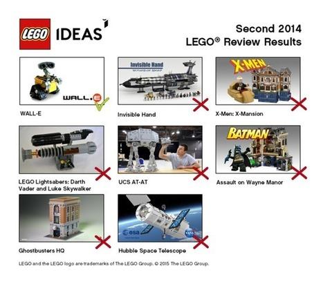 LEGO Ideas, o cómo cualquiera puede convertirse en diseñador de juguetes LEGO | Geeky Tech-Curating | Scoop.it