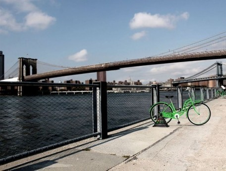The Charge Cycle: Free Pedal-Powered Phone Charging Stations Could Come To NYC | Digital Sustainability | Scoop.it