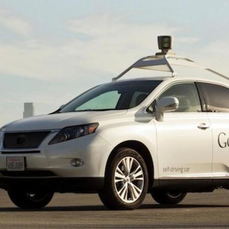 Driverless Cars: Now Street-Legal in California | Five Most Important Technologies in the next 5 to 10 years | Scoop.it