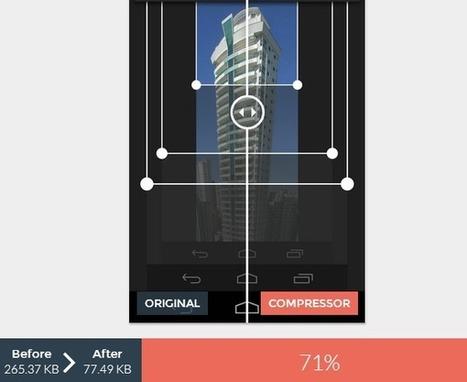 sites pour optimiser le poids des photos PNG et JPG | Writing mag | Scoop.it