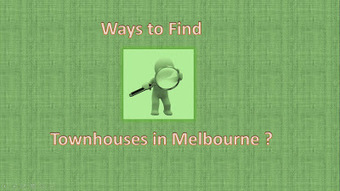 Reflectionsestate - Land Sale: Ways to find Townhouses for sale in Melbourne | Reflectionsestate | Scoop.it