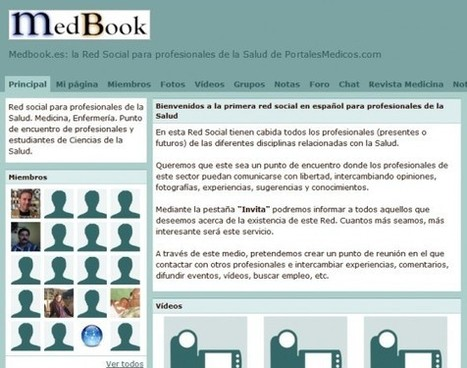 10 redes sociales en español para elegir según tu empleo   Asturweb.es   Scoop.it
