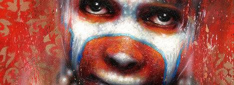 MARSEILLE STREET ART SHOW #3 - Galerie Saint Laurent, à partir du 19 mai. | Passage & Marseille | franco-allemand | Scoop.it