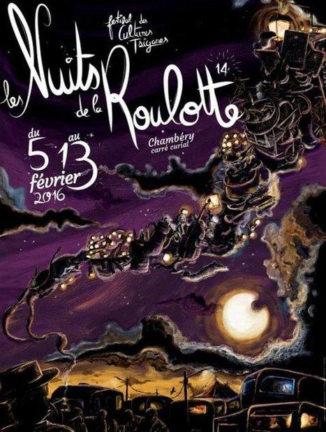 Le 14e festival des Nuits de la Roulotte à Chambéry | Savoie d'hier et d'aujourd'hui | Scoop.it