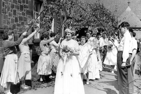 Remember When: Morris Dancing and Maypoles mark pagan day of celebration | Jungian Neo-Paganism | Scoop.it