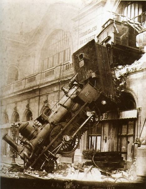 Avant Brétigny : retour sur trois grandes catastrophes ferroviaires | JOIN SCOOP.IT AND FOLLOW ME ON SCOOP.IT | Scoop.it