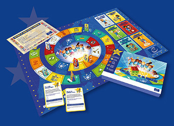 "A fun educational game: ""Europe Matters – A Question of Values"" 