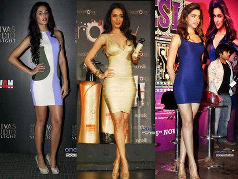 Stylish Ways To Wear Body Con Dresses | CHICS & FASHION | Scoop.it