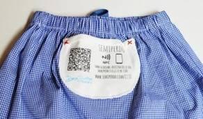 QR CODE e NFC per ritrovare il tuo bambino. | QRCODE_ITALY | Scoop.it