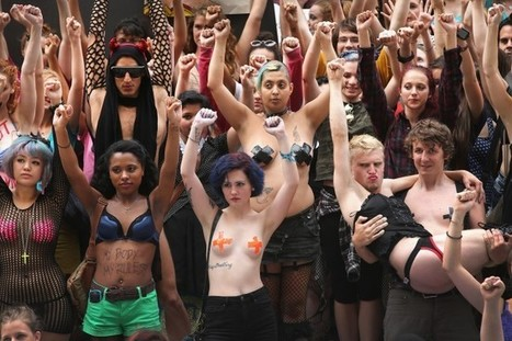 Shaming: «Le corps et la sexualité des femmes sont touchés prioritairement» | A Voice of Our Own | Scoop.it