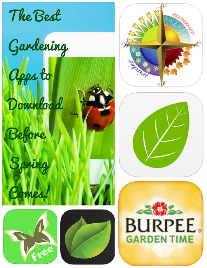 The best gardening apps to download for spring | Garden apps for mobile devices | Scoop.it