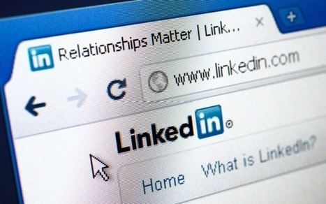 9 Ways to Add LinkedIn to Your Company Website | Small Business Issues | Scoop.it