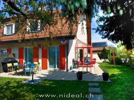 Magnifique maison pour une famille | Nideal SA | ALL the WORLD | Scoop.it