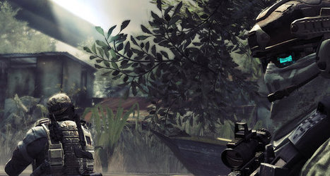 Ghost Recon Alpha prequel film to offer Future Soldier weapon | Transmedia: Storytelling for the Digital Age | Scoop.it