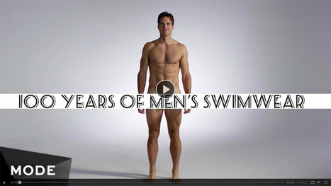 100 Years of Men's Swimwear – Fashion's memory lane | Men's Underwear and Swimwear Blog | www.concupisco.com - Mens Underwear and Swimwear | Scoop.it