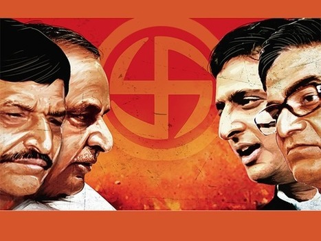 How India's political families have handled internal strife - The Economic Times #Offshore stockbrokers | Robo-Advisors and Robo-Advisories | Scoop.it