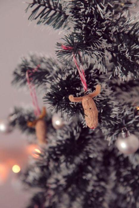 Para decorar la Navidad con unos lindos renos - Las Manualidades | Reutilizar manualidades | Scoop.it