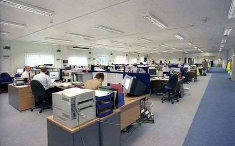 Open Plan Or Closed Offices – Which are More Productive? | workplace design | Scoop.it