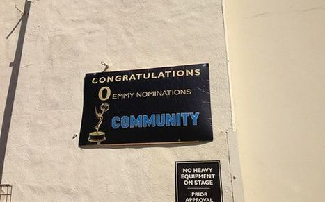 'Community' Has An Annoyingly Humble Emmy Ad - The Atlantic Wire | TV shows | Scoop.it
