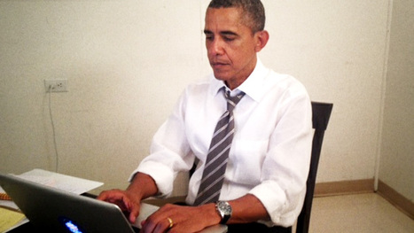 Reddit Wins- The Best Moments From Obama's Reddit 'AMA' | A New World | Scoop.it