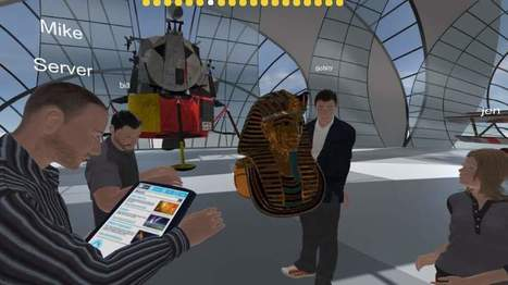 Engage presenta su plataforma de Realidad Virtual para la educación | REALIDAD AUMENTADA Y ENSEÑANZA 3.0 - AUGMENTED REALITY AND TEACHING 3.0 | Scoop.it