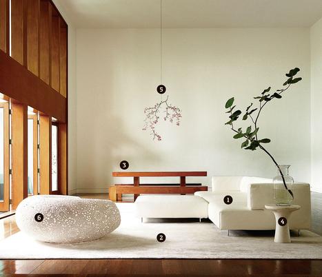 Chad Oppenheim's Minimalist Miami Home—Kids Welcome - Wall Street Journal | Interior Design Trends | Scoop.it