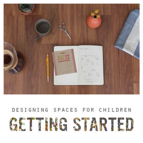Designing Spaces for Children: Getting Started - Playful Learning | Reggio Inspired Learning | Scoop.it
