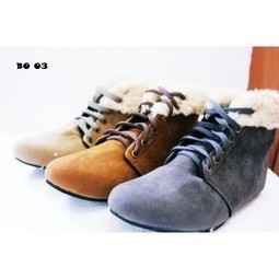 boot - AyeshaShop.Com | Tentang Baju Korea | Scoop.it