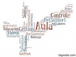 Nubes de palabras: Doce ideas de cómo usar Tagxedo en el aula   Las TIC en el aula de ELE   Scoop.it