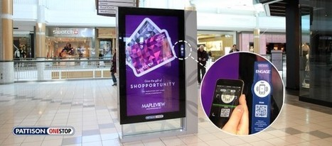 » Canada : Pattison Onestop lance sa plateforme d'interaction mobile pour le (D)OOH | La Newsletter Connect | Scoop.it