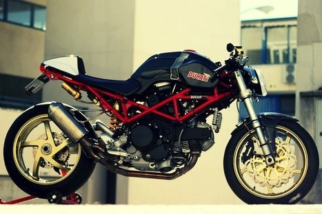 Ducati Manx Kit by Rad Ducati | Ducati & Italian Bikes | Scoop.it