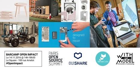 Barcamp Open Impact - un side event de #OSSParis16 | Open & Social Innovation | Scoop.it