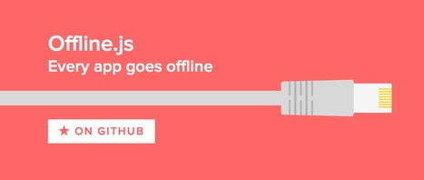 Offline.js – Handle your users losing their internet connection like a pro   From strategy to creation all the way through launch and beyond, we offer a full spectrum of service from which we craft integrated solutions unique to each client's needs and objectives   Scoop.it