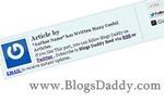 Add WordPress Style Author Bio Box In Blogger Blog - Blogs Daddy | Blogger Tricks, Blog Templates, Widgets | Scoop.it
