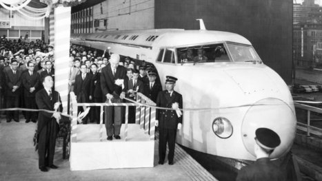 Fifty Years Ago and Today, Japan Blazes Trails With Trains | Southmoore AP Human Geography | Scoop.it