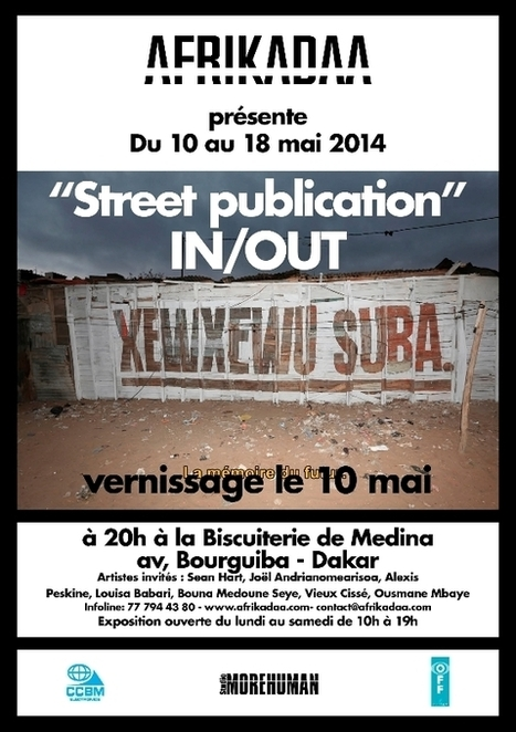 AFRIKADAA: MERCI !!!!!!!   Afro design and contemporary arts   Scoop.it