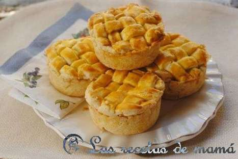 Empanadas de nata, jamón York y nueces GLUTEN FREE! | Gluten free! | Scoop.it