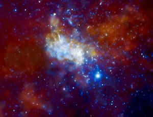 Astrophile: The sticky star cluster that's mostly black hole - space - 21 October 2011 - New Scientist   Planets, Stars, rockets and Space   Scoop.it